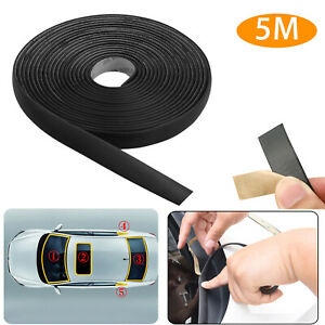 196 Rubber Weather Seal Strip Molding Edge Trim Car Door Window Protector Guard