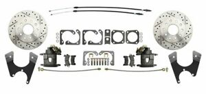 Jegs 630611 Gm Rear Disc Brake Conversion Kit