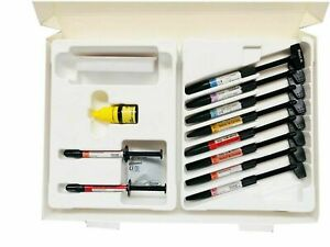 Dental Ivoclar Vivadent Tetric N Collection System Kit Composite Material