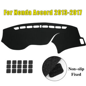 Car Dashboard Cover Dash Mat Sunshield Pad For Honda Accord 2013 2017 2 4l 3 5l