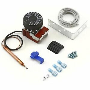 Speedmaster Pce184 1005 Adjustable Electric Thermo Fan Switch Kit