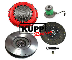 Kupp Stage 1 Clutch Kit slave hd Flywheel For 2005 2010 Ford Mustang 4 0l V6