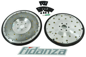 Fidanza 186501 Aluminum Flywheel For 86 95 Ford Mustang Gt Lx Cobra Svt 5 0l V8
