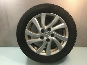 12 16 Mazda 5 Wheel Rim 16x6 1 2 10 Spoke And Tire Starfire 205 55r16 E