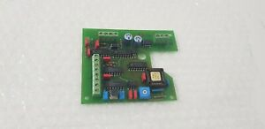 Stierlen maquet Betastar Surgical Table Circuit Card Board For Model 1211 02c0