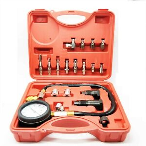 Diesel Engine Compression Tester Kit Msc Leakage Automotive Diagnostic Tool Test