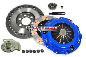 Fx Dual Friction Clutch Kit xlite Flywheel ext Weight For 86 91 Mazda Rx 7 Turbo