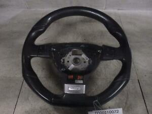 08 Golf Except Gti Steering Wheel R32 1066 5000 Black Oem