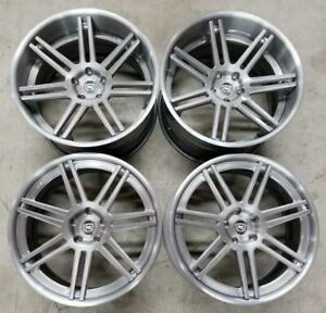 Dpe Forged S 7 Wheels Rims 20 Inch Staggered 5x114 3 5 Lug