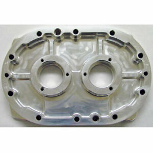 The Blower Shop 1156 Billet Front Bearing Plate Gmc 6 71 308 Dowel Pin Polished