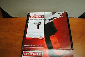 Craftsman 1 2 in Impact Wrench Air Tool Pneumatic Gun 16882