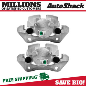 Front Brake Caliper Pair For 2005 2009 Ford Escape 2005 2006 2008 2010 Tribute