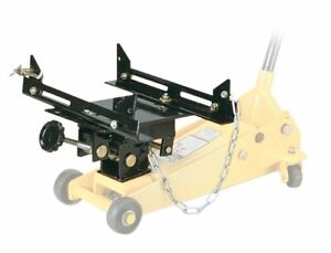 Jegs W41044 Floor Jack Transmission Adapter Converts Your Floor Jack Into A Tran