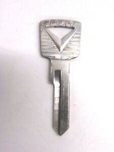 Vintage Ford Uncut Key Blank Ignition 1950 S
