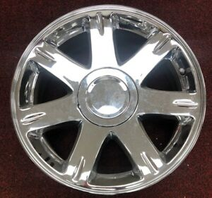 Chrysler 300 17 2005 2006 2007 2008 Ouq67trmaa Chrome Used Wheel Rim 2242