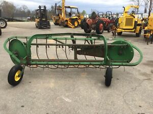 John Deere 350 3 Point Hitch Side Delivery Hay Rake