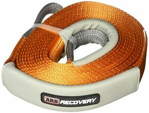 Arb Recovery Snatch Strap Orange 17 600 Lbs Capacity arb705lb