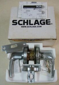 Schlage Nd Series Nd80 Ath 626 Commercial Lever Storeroom Lock No Cylinder keys