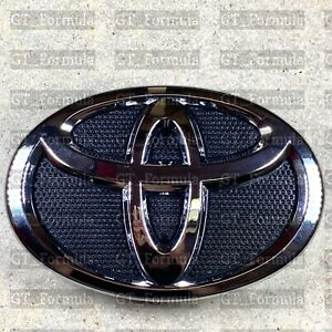 New Oem Toyota Camry 2010 2011 Front Grille Emblem Logo 75311 06100