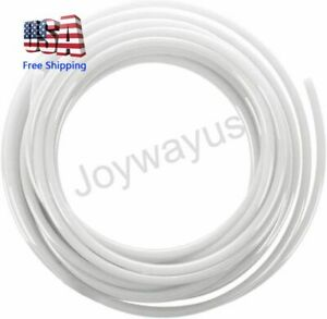 Pneumatic Tubing Pipe 1 2 Od Clear Pu Line Hose Fluid Transfer 5meter 16 4ft