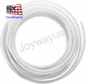 Pneumatic Tubing Pipe 5 32 Od Clear Pu Line Hose Fluid Transfer 10 Meter 32 8ft