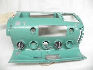 Vintage 1955 Chrysler Imperial Dash Panel With Lens And Switches Super Nice