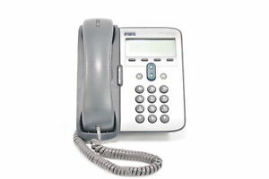 Cisco Systems Unified Voip Office Business Phone 7 Series Cp 7912g