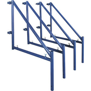 Metaltech 32in Outrigger For Mason Frame Scaffold Towers 4 pk Model M mo32k4