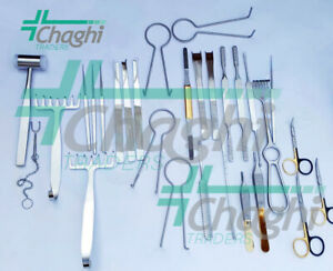 Rhinoplasty Instruments 29 Pcs Set Plastic Surgery Instruments By Chaghi Traders