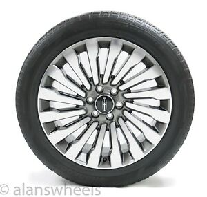 4 New Takeoff Lincoln Navigator 22 Wheels Rims Hankook Tires Expedition F150