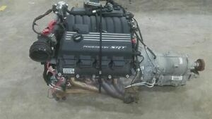 16 Charger Scat Pack 6 4l Esg Engine And 8hp70 Trans Liftout 28k Mi 2088570