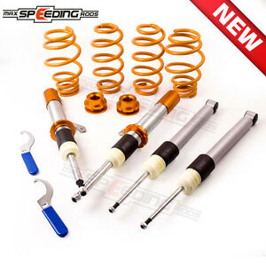 Coilover Suspension Kits For Vw Eos 09 14 Tiguan 07 14