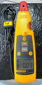 Fluke 771 Milliamp Process Clamp Meter Dmm Ac Ma Tester Tools Only