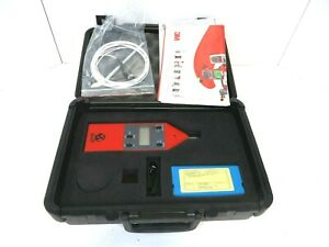 3m Vi 100 Quest Technologies Vibration Meter In Case With Accessories