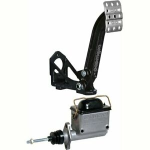 Wilwood 340 13833k3 Brake Or Clutch Pedal And Master Cylinder Kit Includes