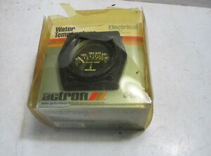 New Actron G 104 Water Temperature Automotive Electrical Single Gauge