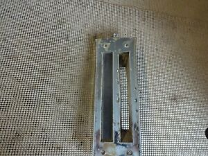 1965 Buick Riviera Gran Sport 3 Speed Automatic Floor Console Shift Plate Panel