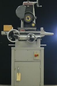 Harig 612 Surface Grinder With Walker Mag Chuck Truing Device Grinding Wheel