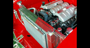1955 1956 1957 Chevy Radiator And Core Support For Ls Engines