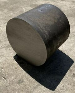 5 3 8 Diameter 4140 Heat Treated Steel Round Bar Stock 5 375 X 4 5 Length