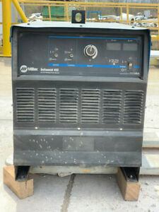 Miller Deltaweld 452 Cv Dc Welding Power Source Welder