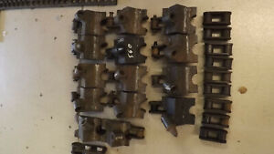 New Trencher Welded H plate Trenchall Chain Lot Vermeer Case 560