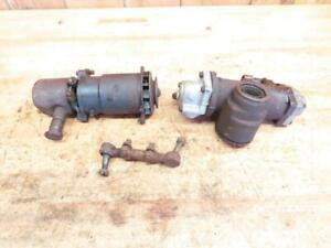 Original Vintage 1959 Oliver 770 Super 77 88 880 Tractor Power Steering Parts