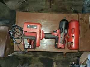 Snap On Tools 18v 1 2 Drive Cordless Monsterlithium Impact Wrench Green Ct8850g