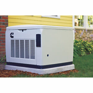 Cummins Quietconnect Home Standby Generator 20 Kw ng 18 Kw lp Rs20a Warm