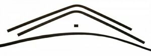 New Mopar 1968 70 Plymouth B Body Inside Rear Window Trim