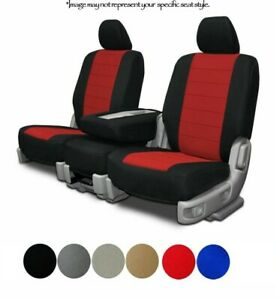 Custom Fit Neoprene Seat Covers For Chevy S 10