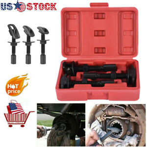 Rear Axle Bearing Puller Puller Slide Hammer Set Extract Repair Installer Usa