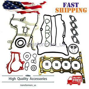 Hs54898 Engine Head Gasket Set For 2011 2016 Chevrolet Sonic Cruze Trax 1 4l