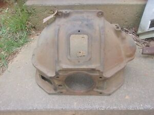 1937 37 Chevy Chevrolet De Luxe Master Nos Gm Transmission Clutch Bell Housing
